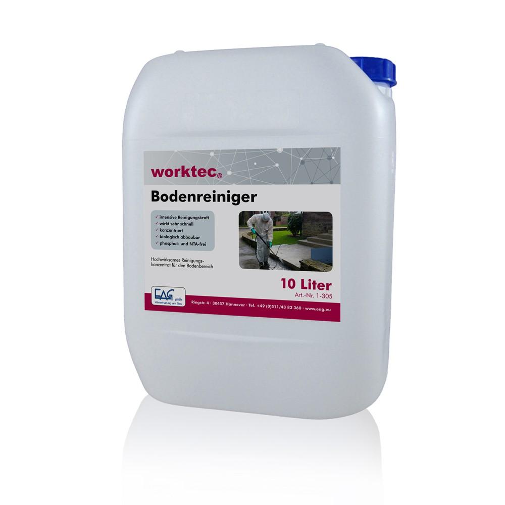 worktec® Bodenreiniger