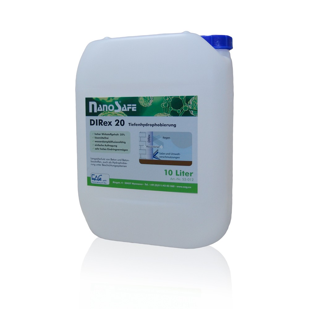 NanooSafe® DIRex 40 & DIRex 20
