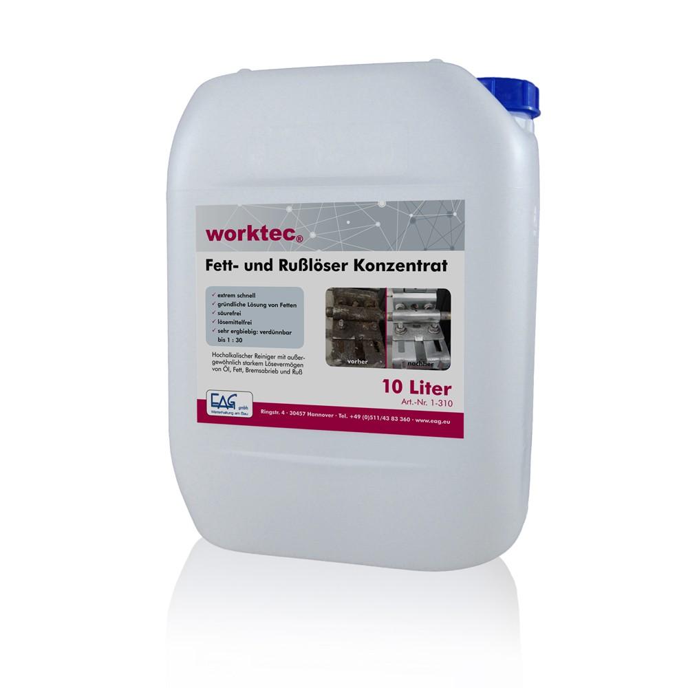 worktec® Fett- und Rußlöser