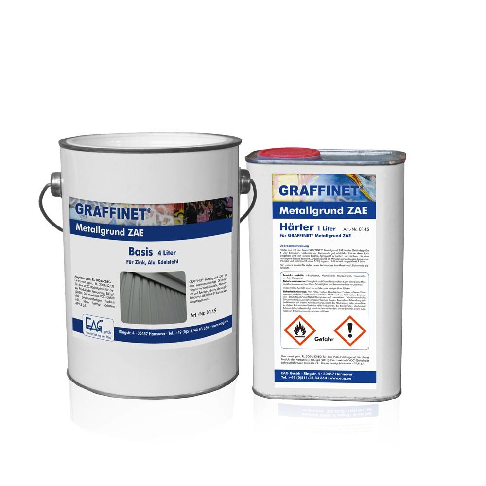GRAFFINET® Metallgrund ZAE