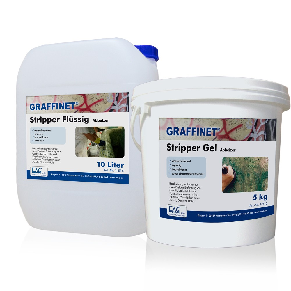 GRAFFINET® Stripper