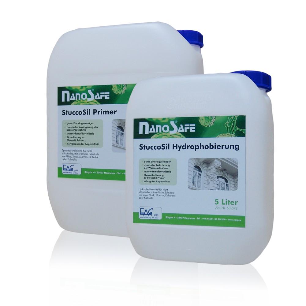 NanoSafe® StuccoSil