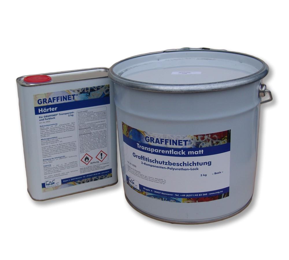 GRAFFINET® 2K-PU -transparent